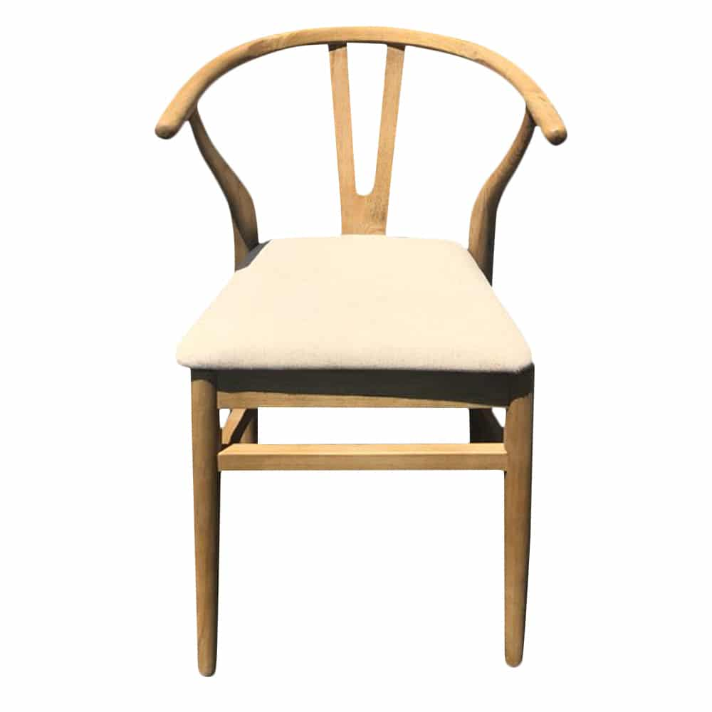 Museum Dining Chair - Tinted Raw