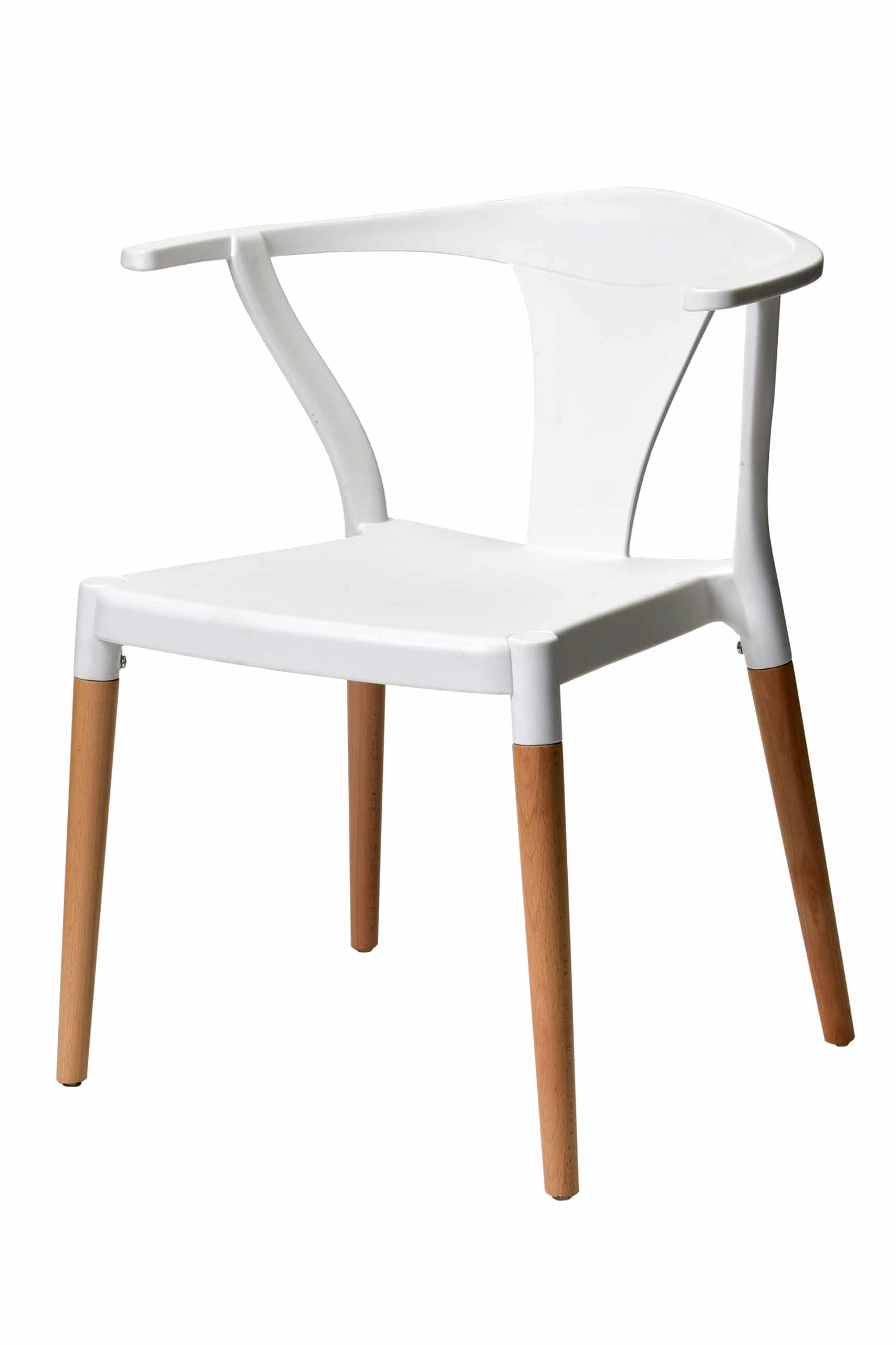 Wish Dining Chair - White